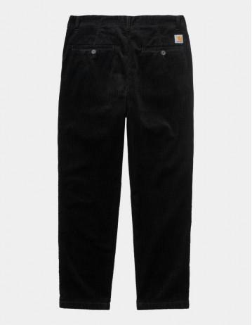 Carhartt Wip Menson Pant Black Rinsed 2. - Product Photo 1