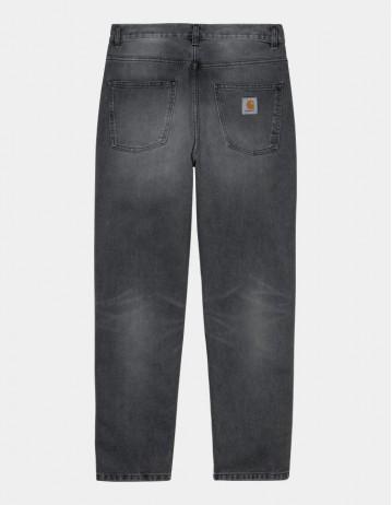 Carhartt Wip Newel Pant Black Worn Bleached. - Product Photo 1