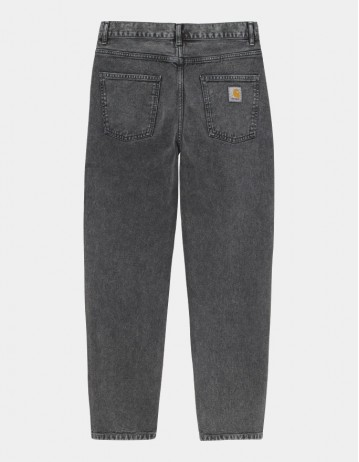 Carhartt Wip Newel Pant Black Worn Washed. - Product Photo 1