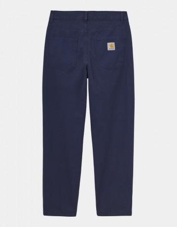 Carhartt Wip Newel Pant Blue. - Product Photo 1