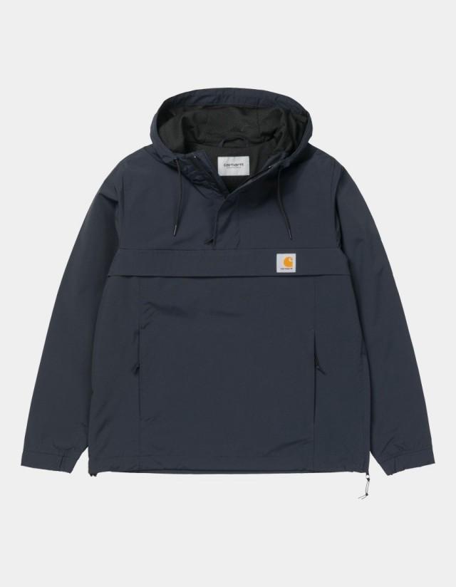 Carhartt Wip Nimbus Pullover Dark Navy. - Man Jacket  - Cover Photo 1