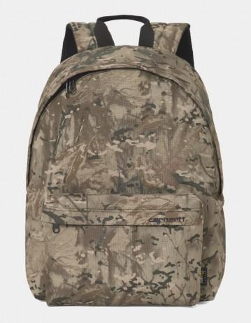 Carhartt Wip Payton Backpack Camo Combi, Desert / Black. - Product Photo 1