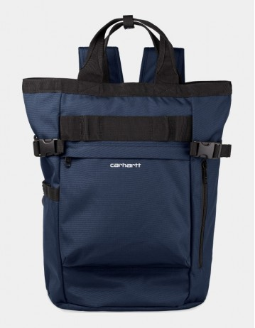 Carhartt Wip Payton Carrier Backpack Space / White. - Product Photo 1