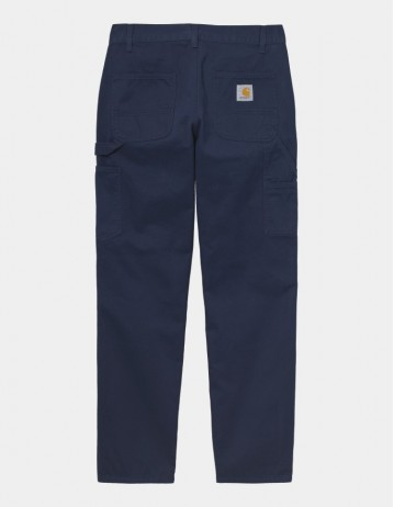 Carhartt Wip Ruck Double Knee Pant Space Stone Washed. - Product Photo 1