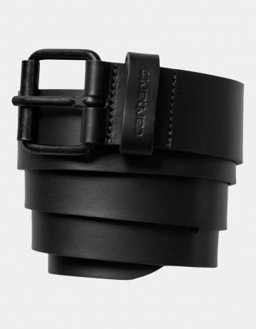 Carhartt Wip Script Belt Black / Black. - Product Photo 1