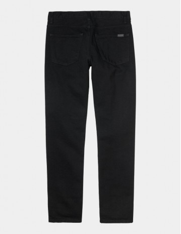 Carhartt Wip Vicious Pant Black Rinsed. - Product Photo 1