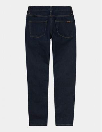 Carhartt Wip Vicious Pant Blue Rinsed. - Product Photo 1
