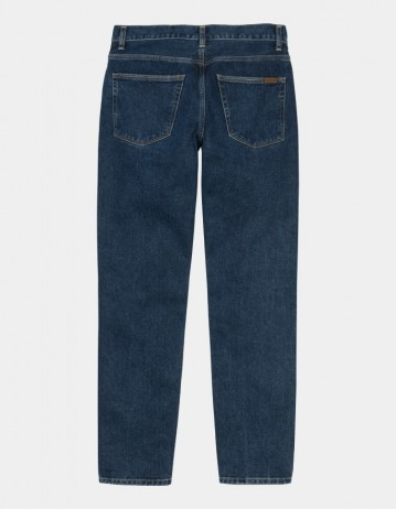 Carhartt Wip Vicious Pant Blue Stone Washed. 2 - Product Photo 1