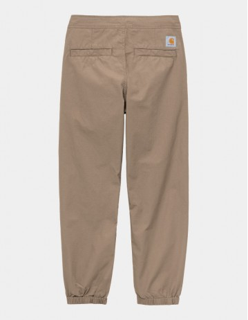 Carhartt Wip Marshall Jogger Leather Rinsed. - Product Photo 1