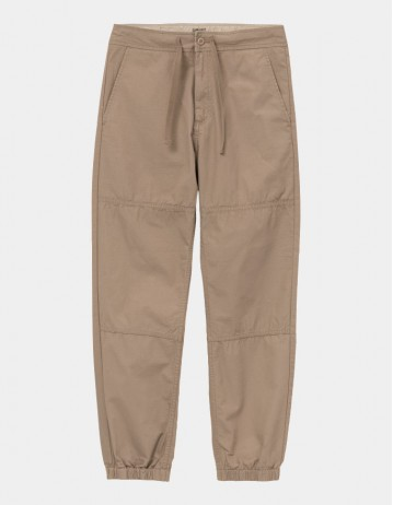 Carhartt Wip Marshall Jogger Leather Rinsed. - Product Photo 2