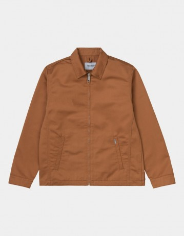 Carhartt Wip Modular Jacket (Summer) Rum Rinsed. - Product Photo 1