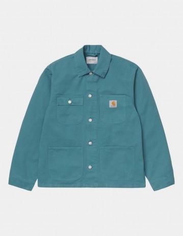 Carhartt Wip Michigan Coat Hydro Garment Dyed. - Product Photo 1