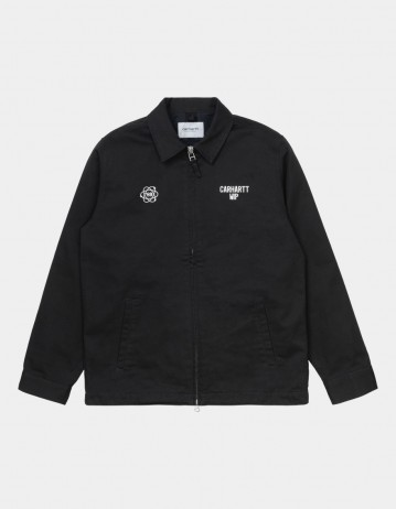 Carhartt Wip Cartograph Jacket Black. - Product Photo 1