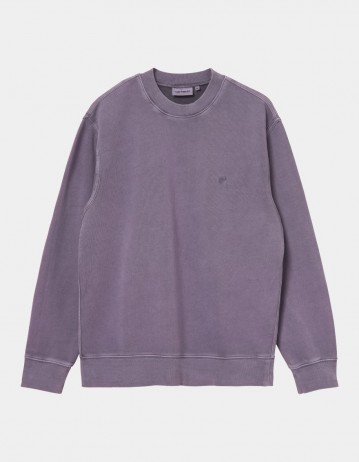 Carhartt Wip Sedona Sweatshirt Provence. - Product Photo 1