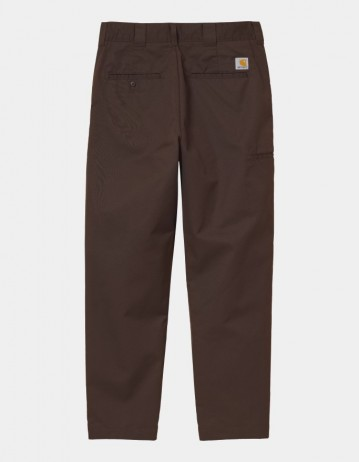 Carhartt Wip Crafter Pant Tobacco Rinsed. - Product Photo 1