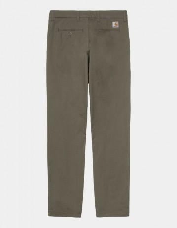Carhartt Wip Sid Pant Moor Rinsed. - Product Photo 1