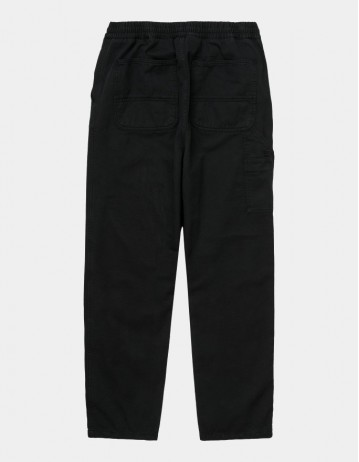 Carhartt Wip Carson Pant Black Stone Washed. - Product Photo 1