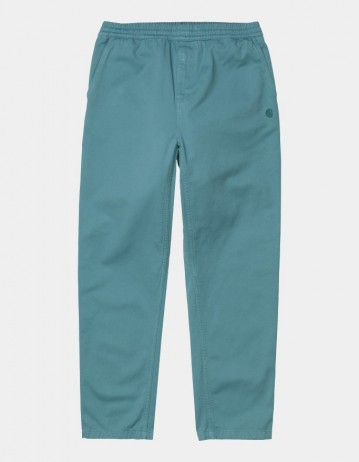 Carhartt Wip Carson Pant Hydro Stone Washed. - Product Photo 1