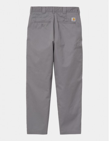 Carhartt Wip Crafter Pant Shiver Rinsed. - Product Photo 1