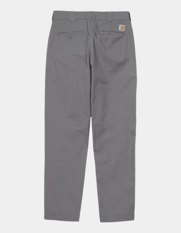 Carhartt Wip Master Pant Shiver Rinsed. - Product Photo 1