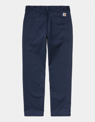 Carhartt Wip Master Pant Space Rinsed. - Product Photo 1