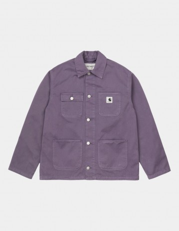 Carhartt Wip W Michigan Coat Provence. - Product Photo 1