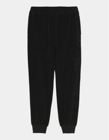 Carhartt W Silverton Sweat Pant Black. - Product Photo 1