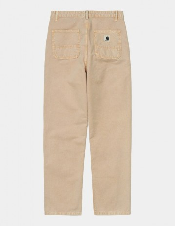 Carhartt Wip W Sonora Pant Dusty H Brown Worn Washed. - Product Photo 1