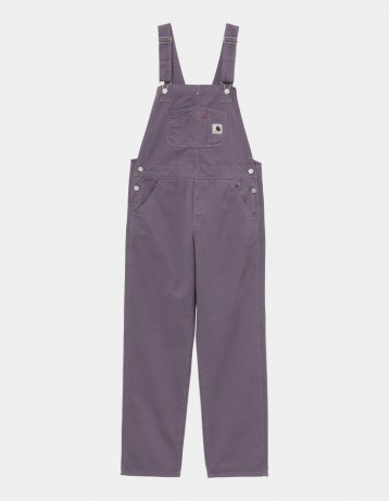 Carhartt Wip W Bib Overall Straight Provence. - Product Photo 1