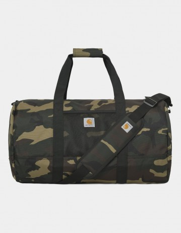 Carhartt Wip Wright Duffle Bag Camo Laurel. - Product Photo 1