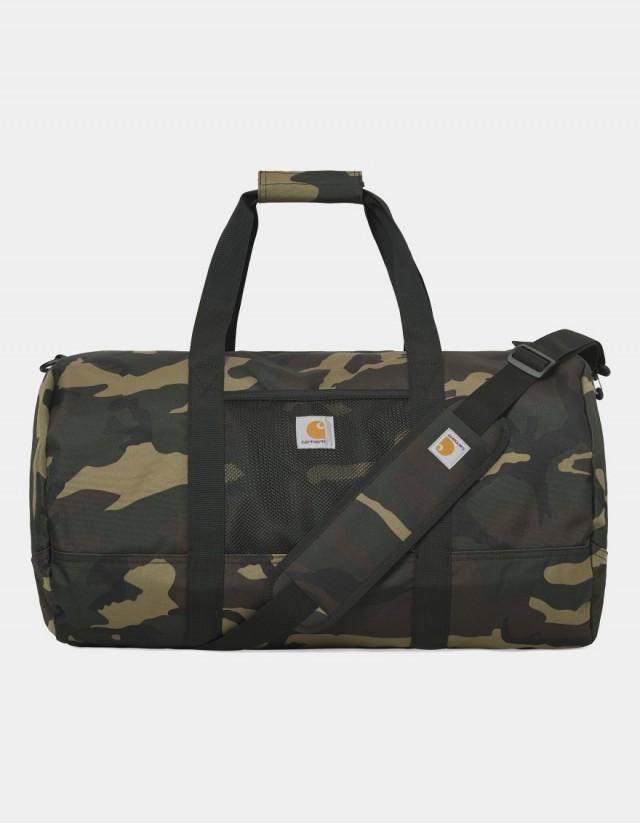 Carhartt Wip Wright Duffle Bag Camo Laurel. - Bag  - Cover Photo 1