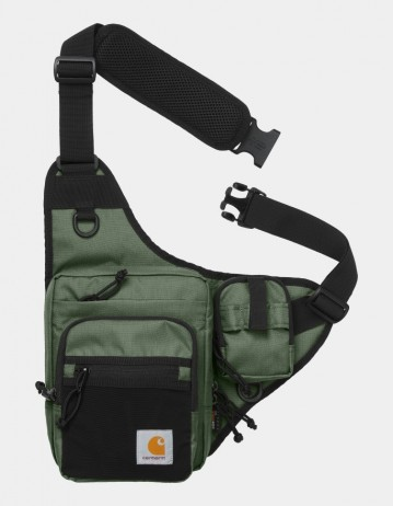 Carhartt Wip Delta Shoulder Bag Dollar Green. - Product Photo 1