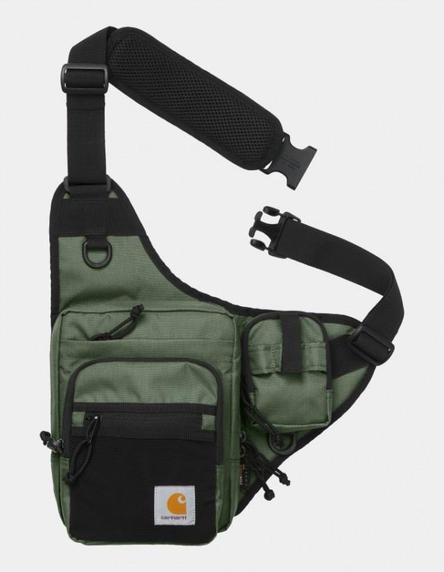 Carhartt Wip Delta Shoulder Bag Dollar Green. - Hip Bag  - Cover Photo 1