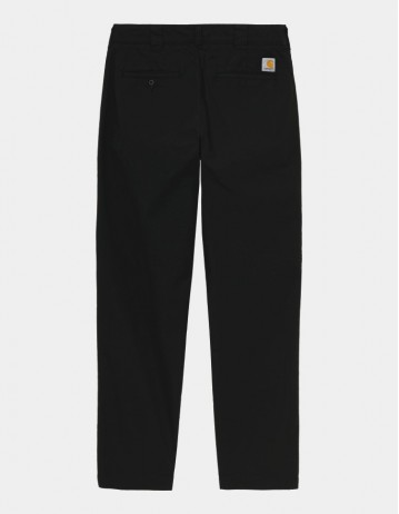 Carhartt Master Pant Black Rinsed - Product Photo 1