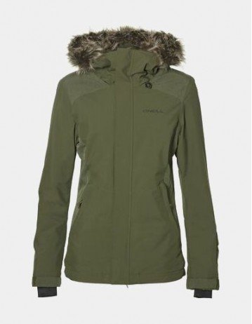 O'neill Signal Jacket - Forest Green - Product Photo 1