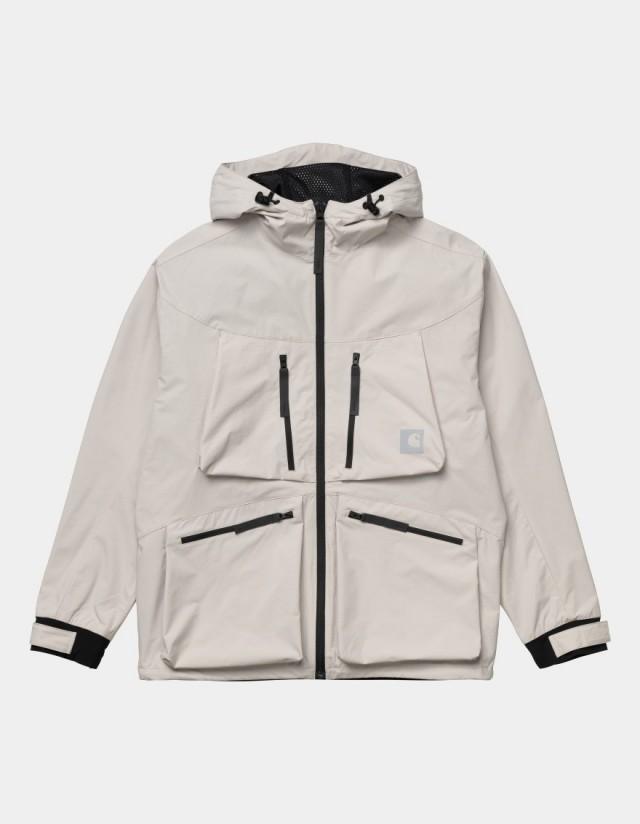 Carhartt Wip Hurst Jacket Glaze. - Man Jacket  - Cover Photo 1