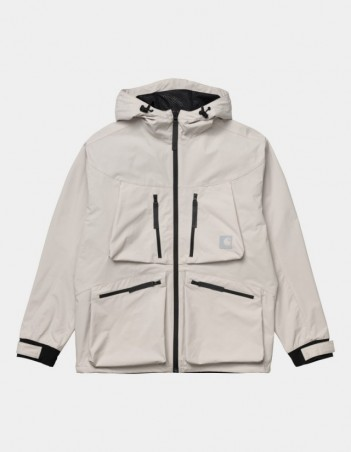 Carhartt WIP Hurst Jacket Glaze. - Man Jacket - Miniature Photo 1