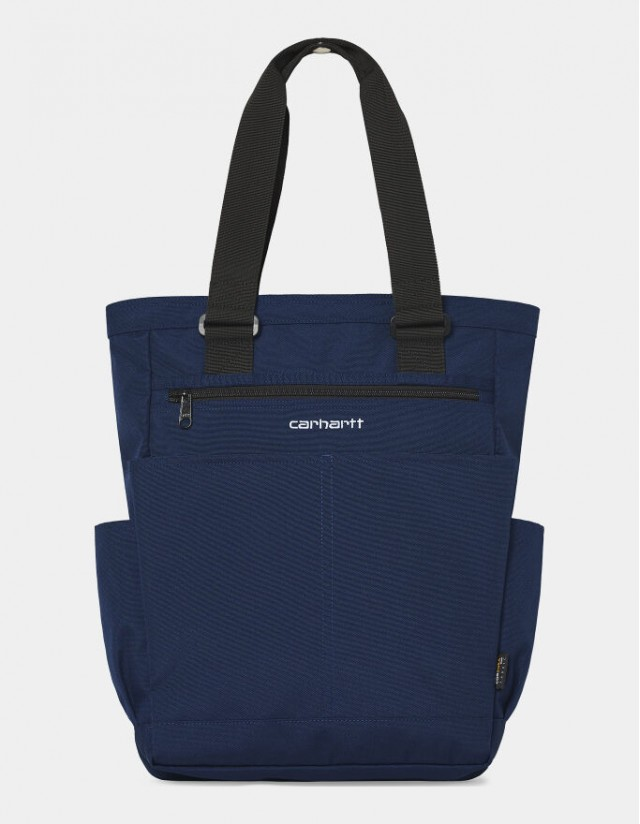 Carhartt Wip Payton Kit Bag Space / White. - Bag  - Cover Photo 1