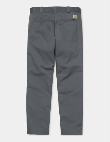 Carhartt Wip Master Pant Blacksmith Rinsed. - Product Photo 1