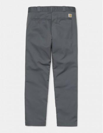Carhartt WIP Master Pant Blacksmith rinsed. - Men's Pants - Miniature Photo 1