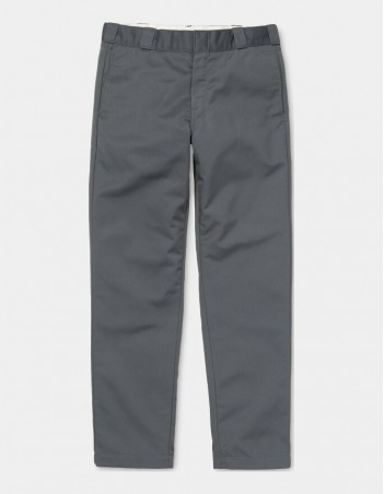 Carhartt WIP Master Pant Blacksmith rinsed. - Men's Pants - Miniature Photo 2