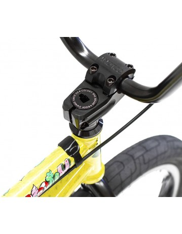 """Colony Sweet Tooth Pro 20"""" 2021 Yellow Storm. - Product Photo 2"""