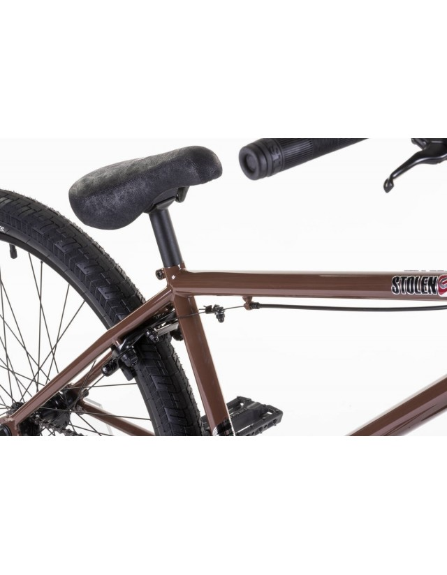 "Stolen Zeke 26"" 2021 - Dark Chocolate /Chrome. - Bike  - Cover Photo 2"