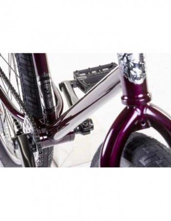 """Stolen Zeke 26"""" 2021 - Deep Purple / Silver. - Bike - Miniature Photo 3"""