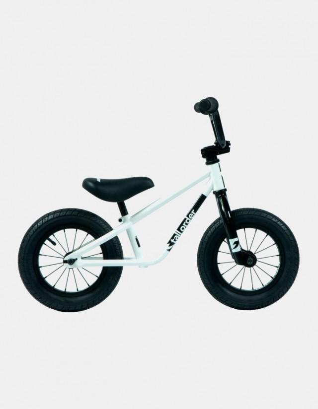 Tall Order Small Order – White. - Balance Bike  - Cover Photo 1