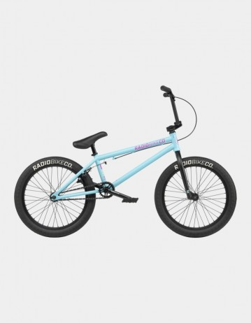 "Radio Evol 20"" 2021 - Matt Sky Blue. - Product Photo 1"