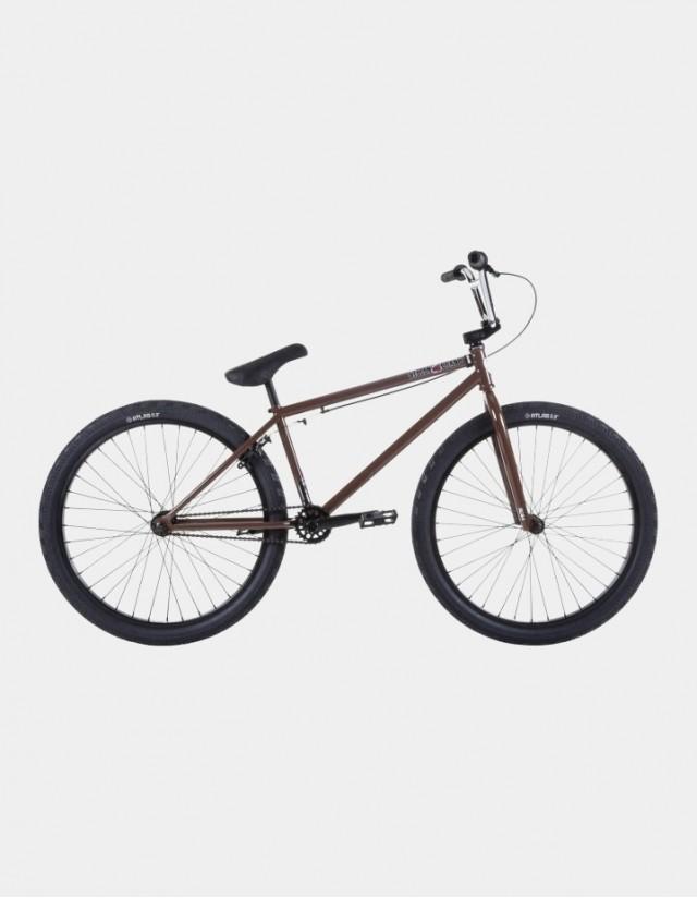 "Stolen Zeke 26"" 2021 - Dark Chocolate /Chrome. - Bike  - Cover Photo 1"