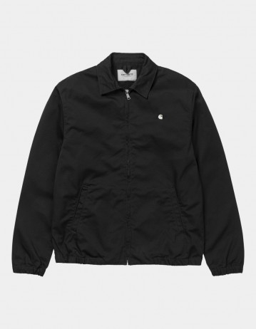Carhartt Wip Madison Jacket Black / Wax Rinsed. - Product Photo 1