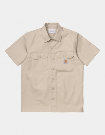 Carhartt Wip S/S Master Shirt Wall . - Product Photo 1