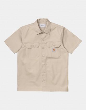 Carhartt Wip S/S Master Shirt Wall. - Product Photo 1